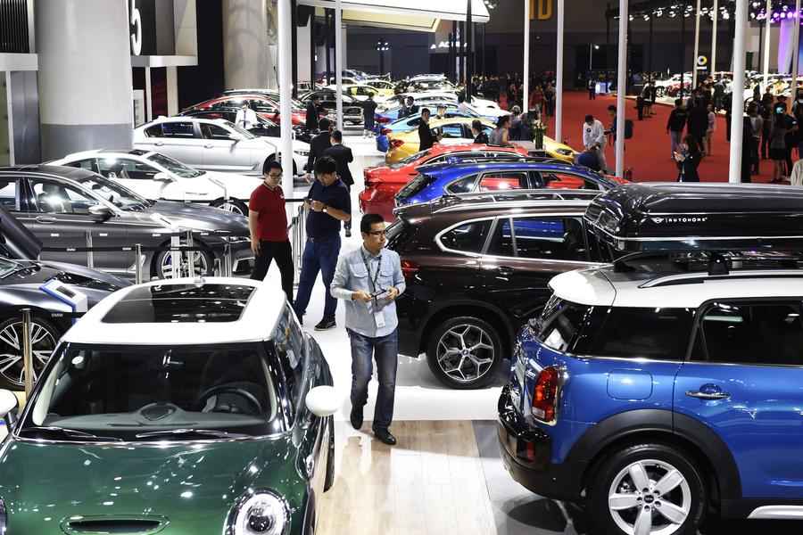International Automobile Expo Kicks Off In Hangzhou USA - Car expo usa