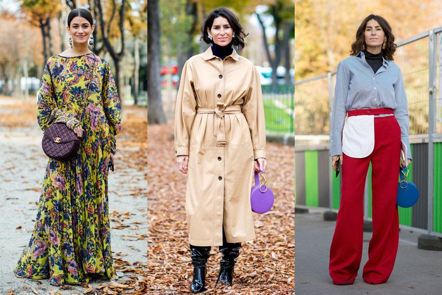 f1e894ca986e 2018 Spring Summer fashion trend  Circular handbag - Chinadaily.com.cn