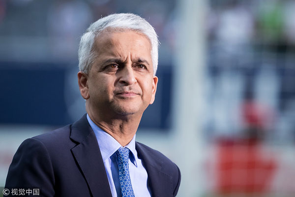 US soccer chief Gulati not to seek re-election next year