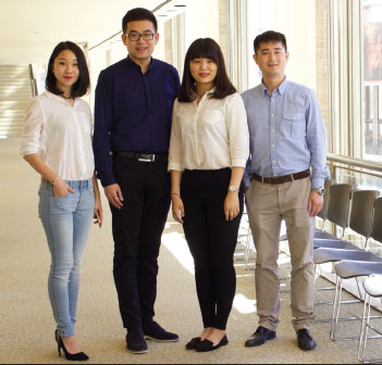 four virtuosos from china will back up beethoven s third world
