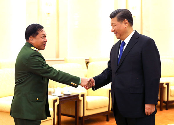 Peace role in Myanmar sought - Chinadaily.com.cn