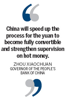 Pboc to let yuan float more freely chinadaily chinas capital flow has evolved into two way movement he says and a yuan able to move in a wider range will help smooth capital flows and lay a better malvernweather Gallery