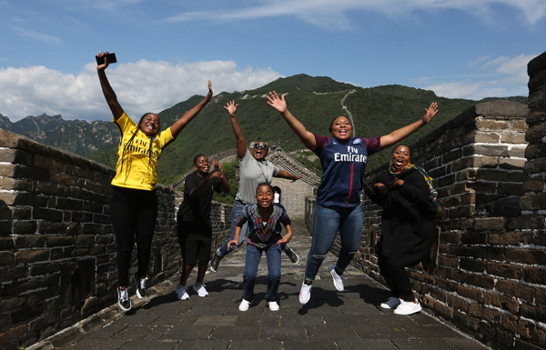 China remains a safe place to visit for foreigners