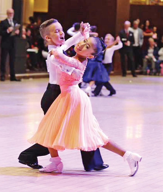 Young Chinese Irish Ballroom Dancer Goes International World Chinadaily Com Cn