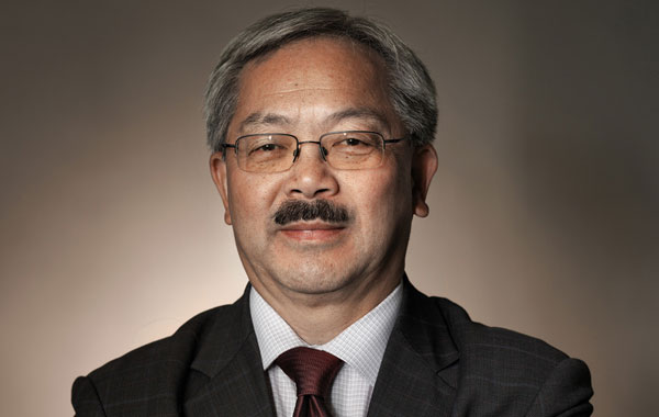 Ed Lee, San Francisco's first Asian American mayor, dies at 65