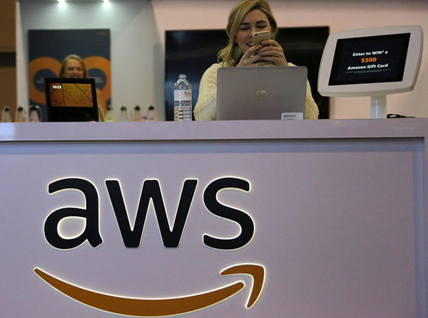 Amazon Web Services expands with China partnership