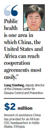China, US help boost African healthcare - USA - Chinadaily com cn
