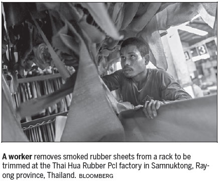 Guangken to list Thai rubber producer - USA - Chinadaily com cn