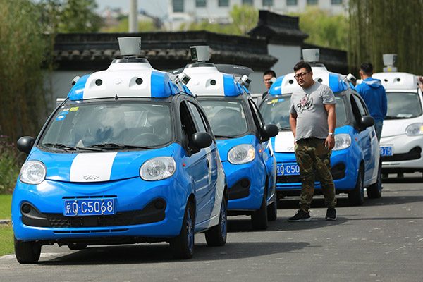 Beijing accelerates development of self driving vehicles opinion for Designated driver service business plan