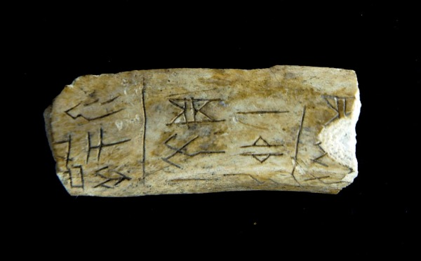 Ancient oracle bones added as UNESCO memory - Chinadaily com cn
