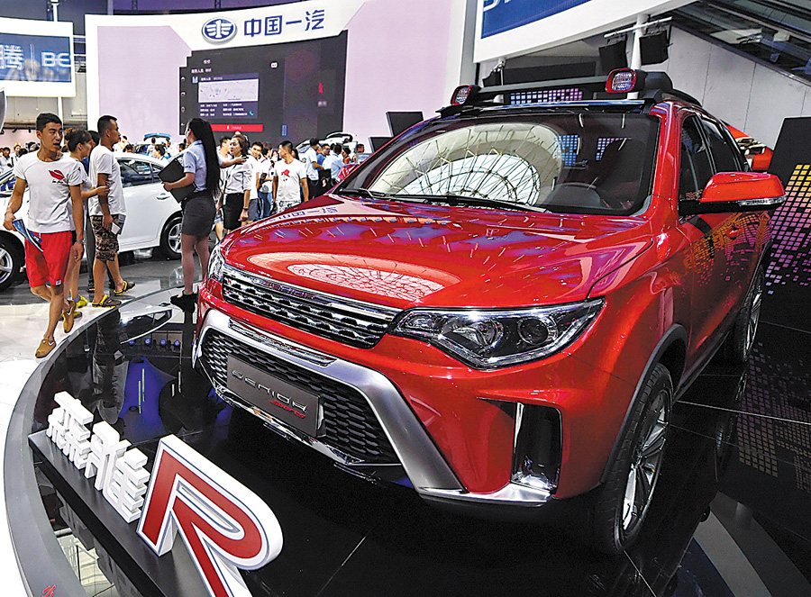 Is it wrong for the car companies to help China expand its auto industry?