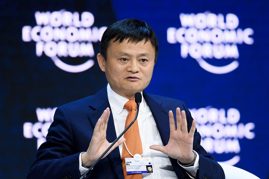 Quotable quotes of Chinese entrepreneurs in Davos