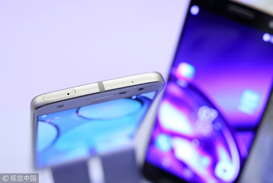 Top 10 mobile phone sellers in China market for 2017