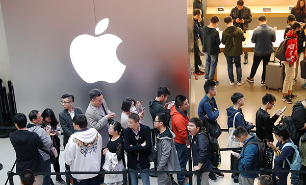 Apple plans $160m on 2nd China data center - Chinadaily com cn