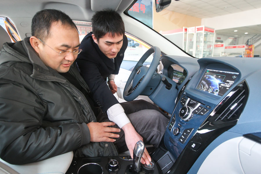 Sales remain strong in largest auto market - Chinadaily.com.cn