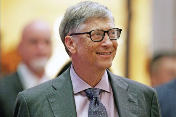 Bill Gates 'honored' to work with Chinese counterparts