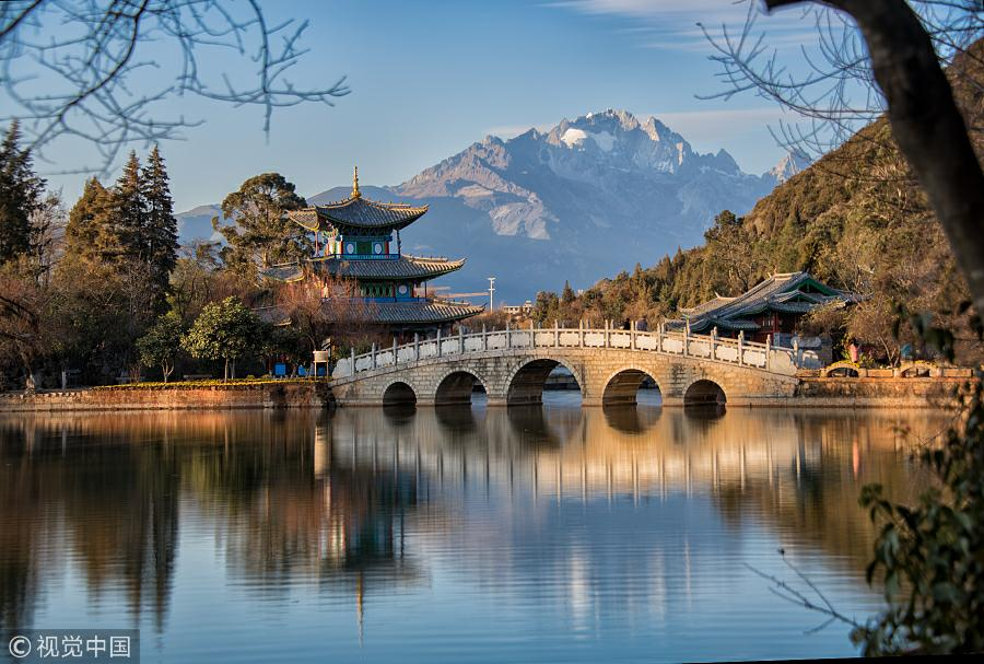New app to boost Yunnan tourism - USA - Chinadaily.com.cn