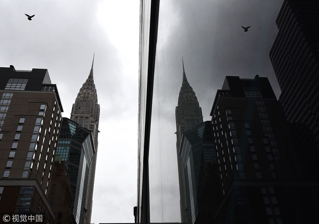 Chrysler Building Update: New York City Braces For Another Snow Storm