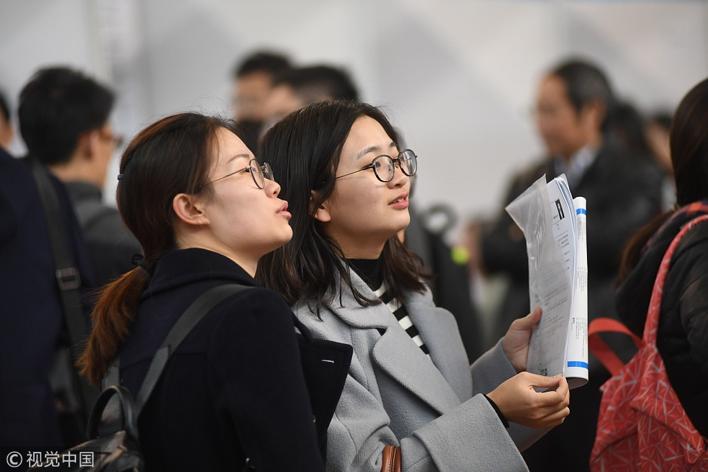 Minimum Salaries On The Rise In China Chinadaily