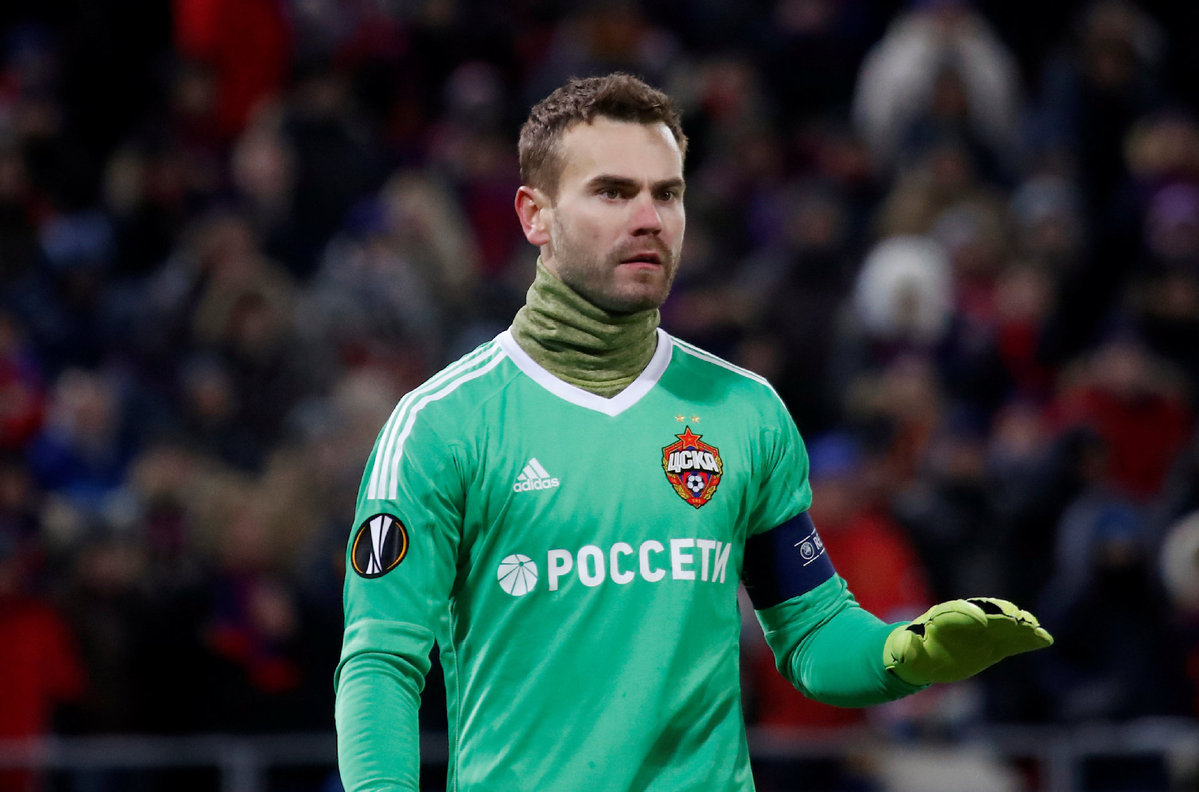 Igor, farewell Akinfeev forever left the Russian team