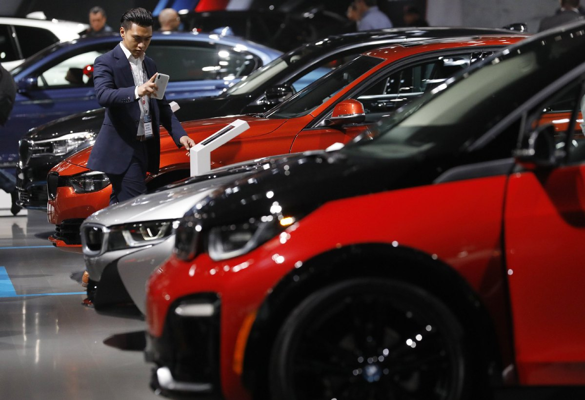 Auto companies most at risk to Chinese tariff: Analysts - World ...
