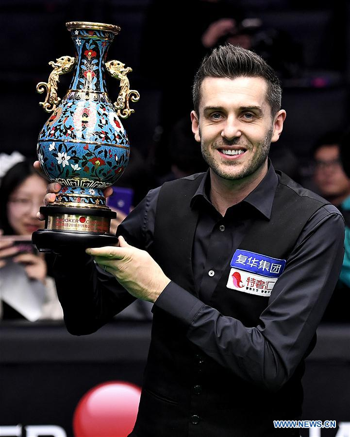 mark selby - photo #26