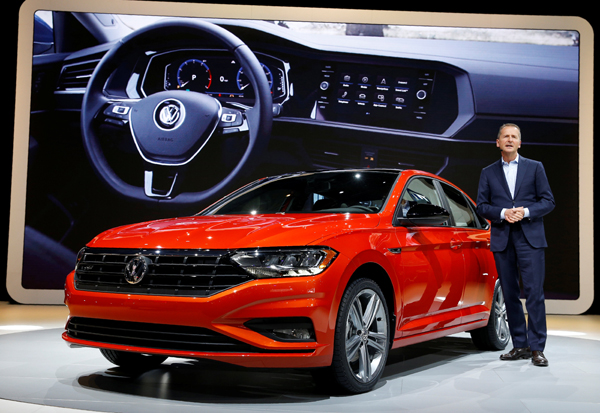 VW Names Diess CEO In Sweeping Overhaul To Set Future Course - Overhaul car show