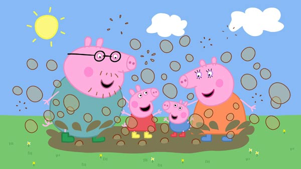China's Peppa Pig theme parks expected to open by 2019