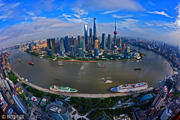 Most attractive Chinese cities for expats announced
