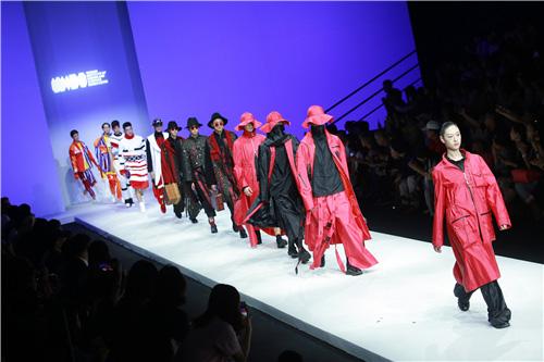 Graduate Fashion Week Gets Underway Chinadaily Com Cn
