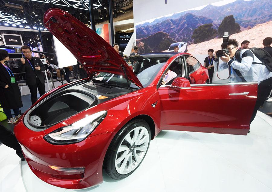 Tesla plans unit in Shanghai - Chinadaily com cn