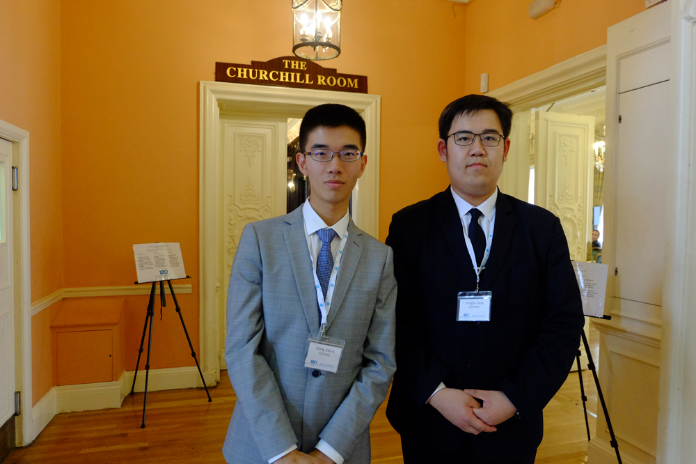 Chinese students compete in English debate - World - Chinadaily com cn