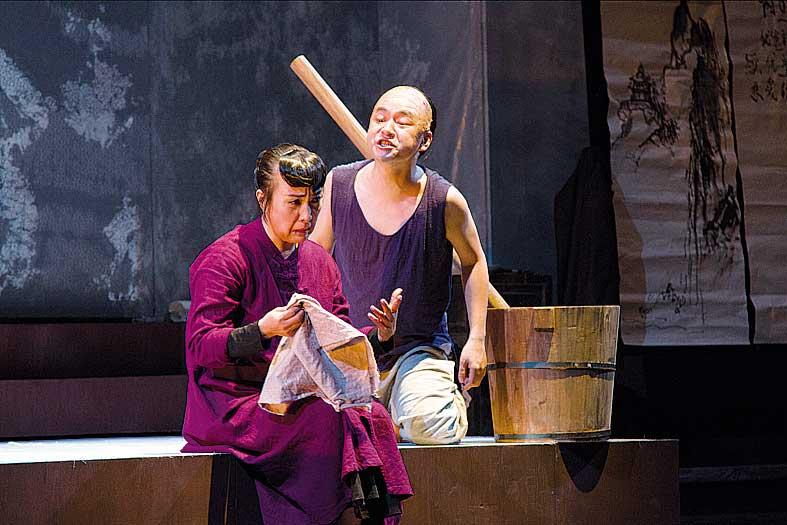 Modern drama valley kicks off in city - Chinadaily com cn