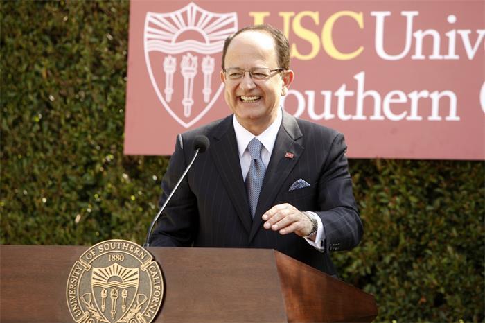 200 Usc Professors Demand School President Resign Usa Chinadaily