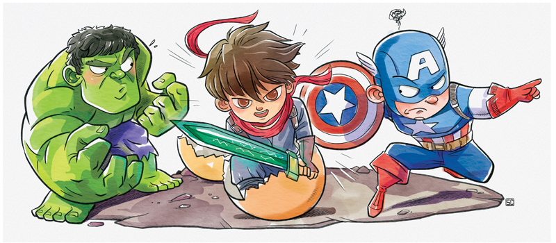 chinese animation superheroes in the making usa chinadaily com cn