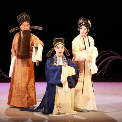 Kunqu theater troupe debuts new production in Beijing