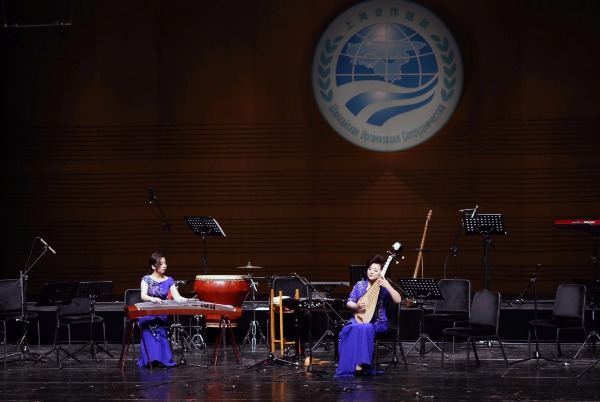 Traditional tunes take center stage at SCO arts festival - USA