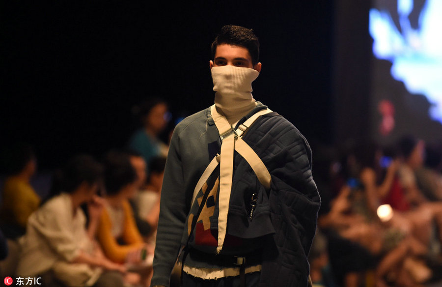 2018 Graduates Designs From Hong Kong Polytechnic University Chinadaily Com Cn