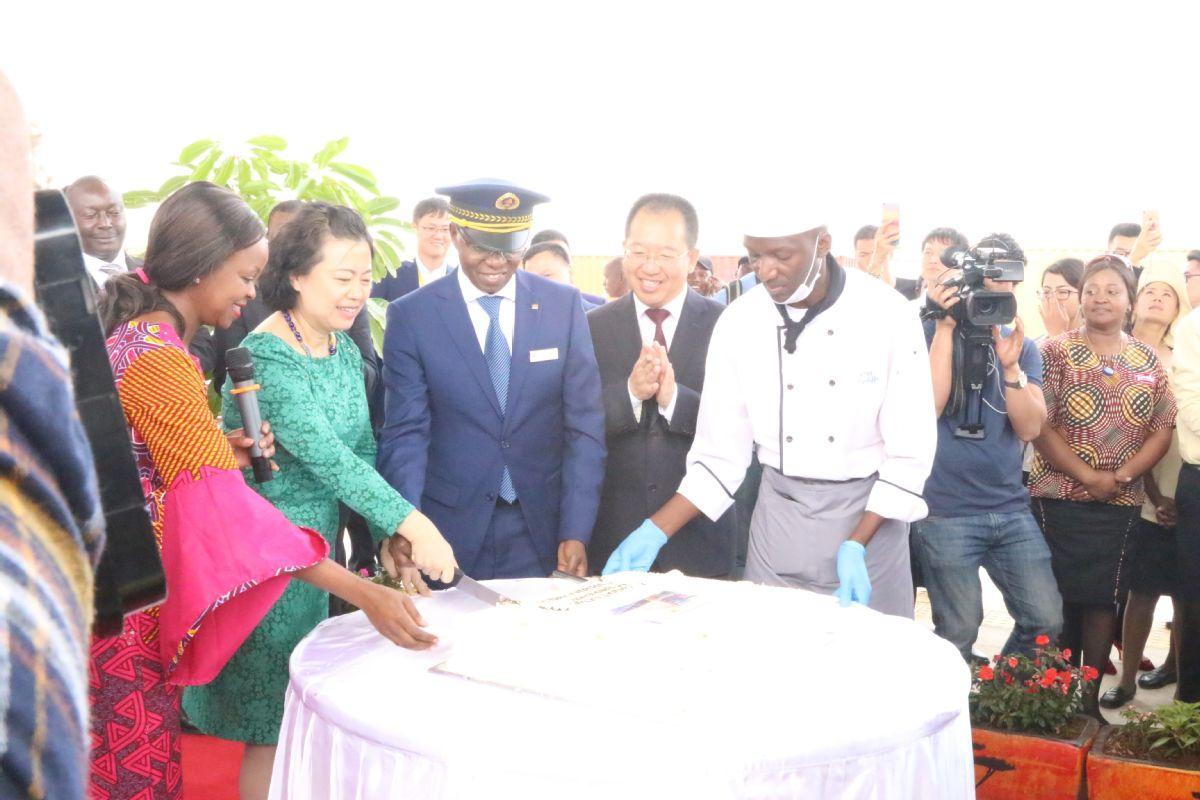 China-built railway line in Kenya marks first anniversary - World