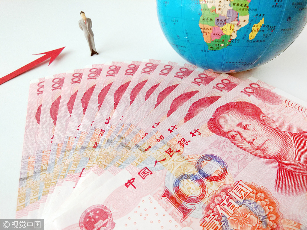 HSBC: RMB expected to play bigger reserve role - Chinadaily