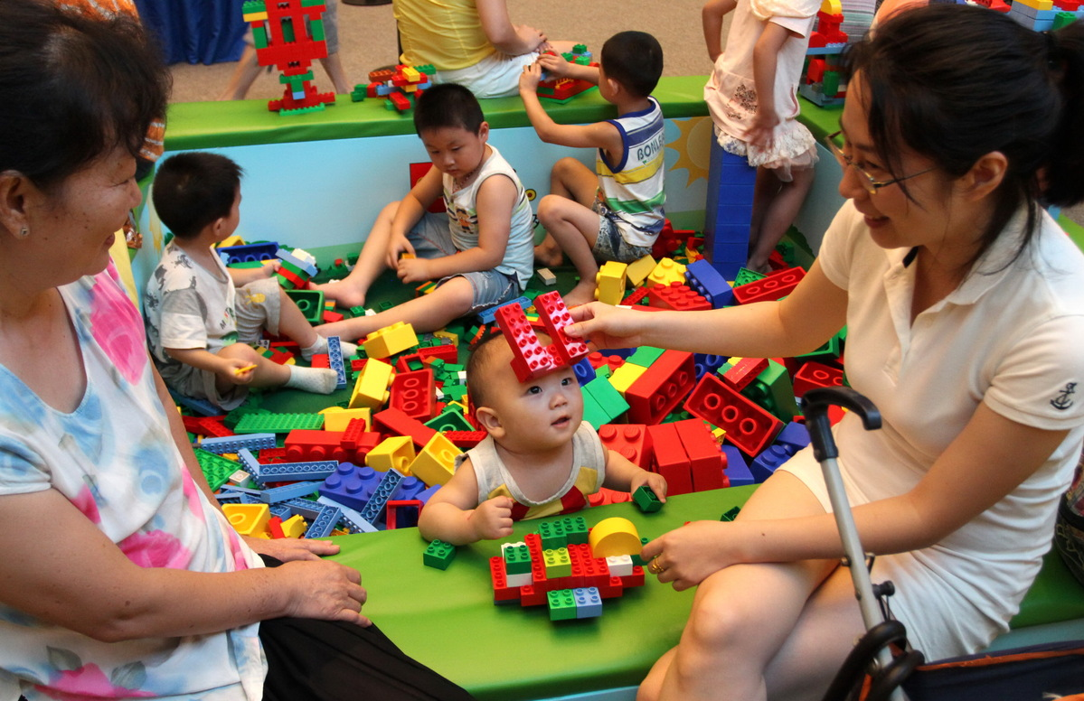 Lego hopes to build on China success - Chinadaily com cn