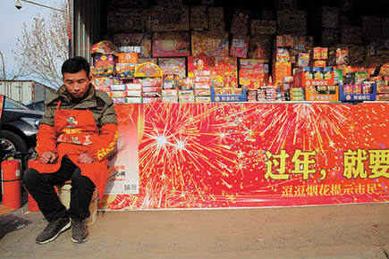 Holiday fireworks lose their sparkle amid smog