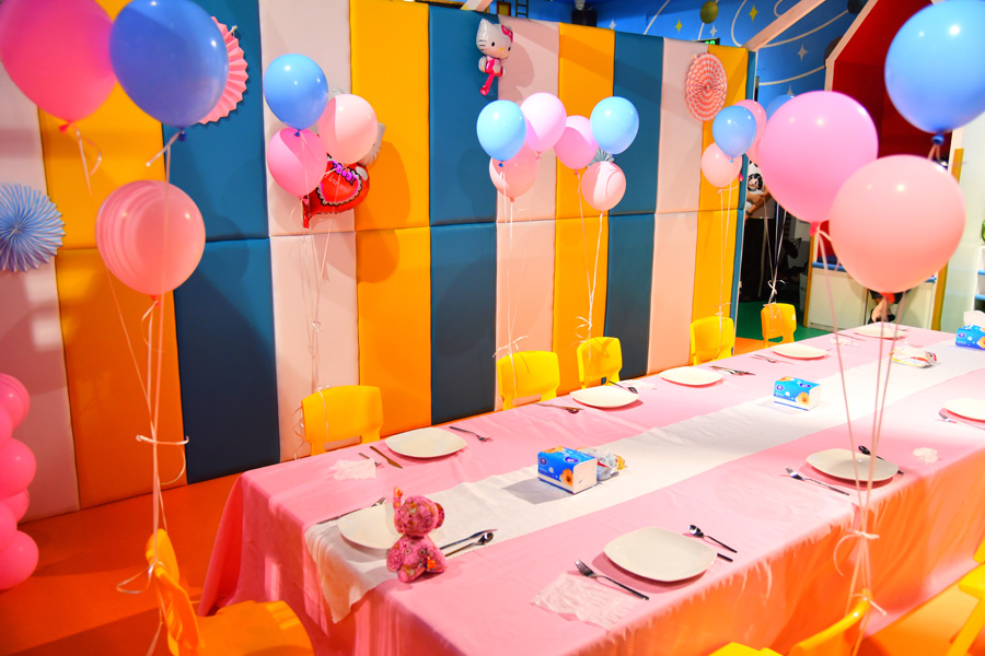 Food Innovator Offers Dream Birthday Party Venues Chinadaily Com Cn