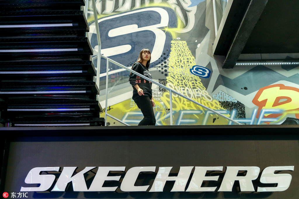 shops that sell skechers