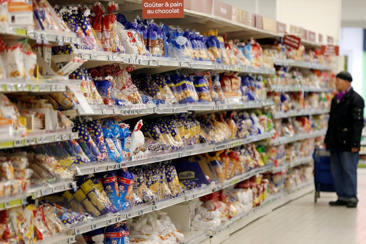 Carrefour Tesco Plan Strategic Alliance To Boost Competitiveness