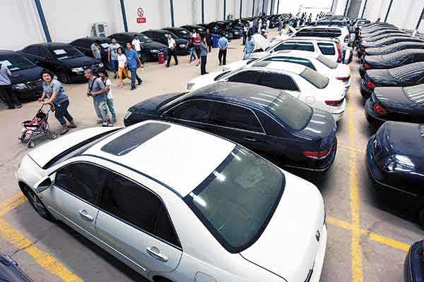 E-commerce helps boost used-car sales - Chinadaily com cn