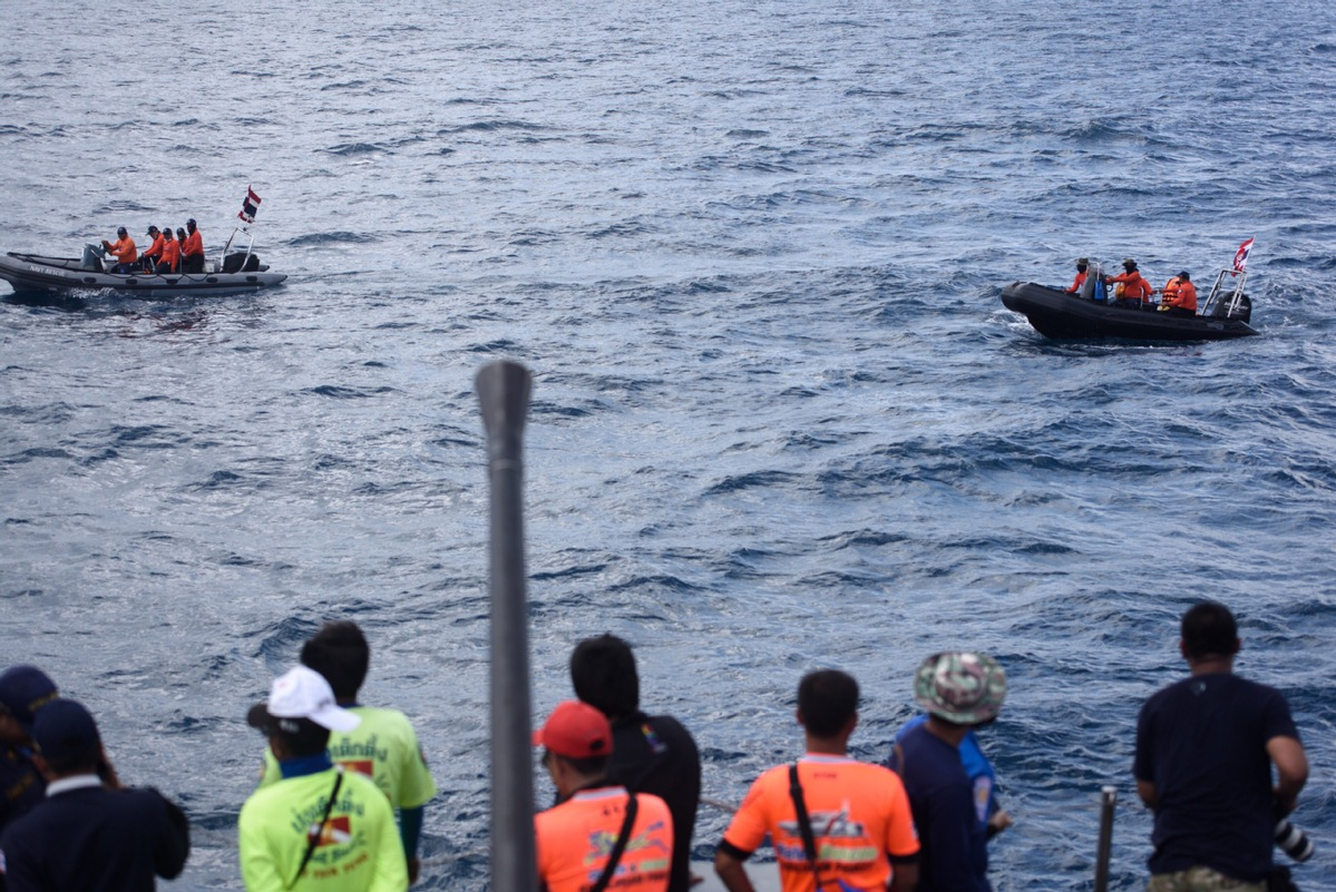 Two captains charged in Phuket tour boats accident in