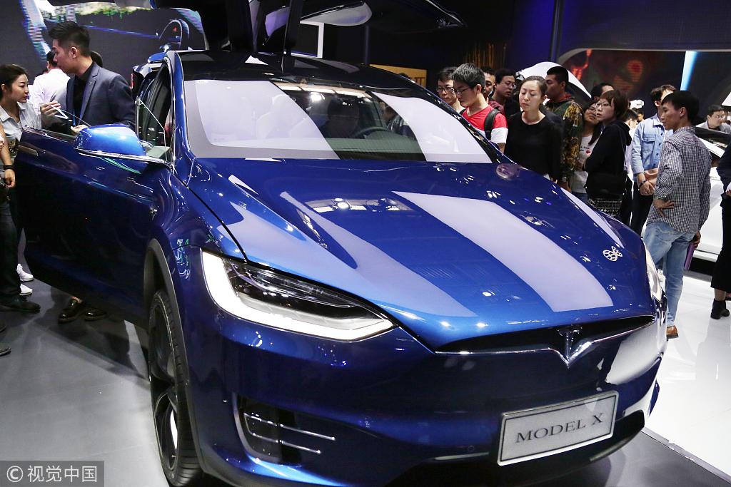 Tesla Sets Up Super Factory In Shanghai