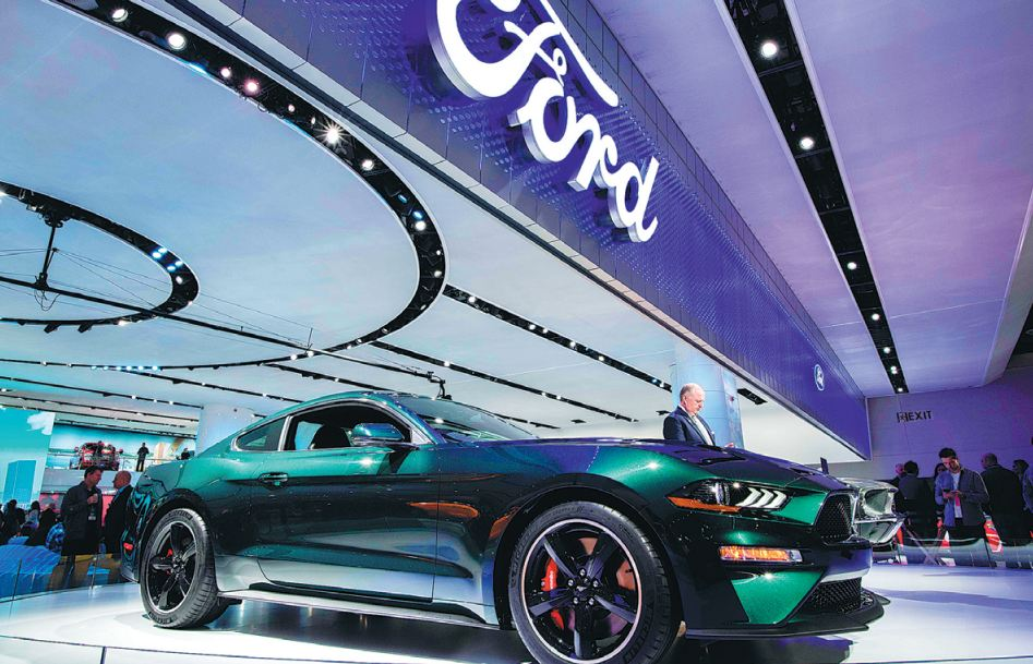 Yema Auto Wins Trademark Case Over Ford Mustang S Chinese Name Translation Chinadaily Com Cn
