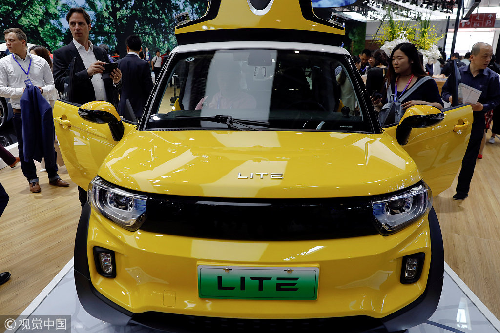 Carmaker Baic Group Reports Robust Growth Chinadaily Com Cn